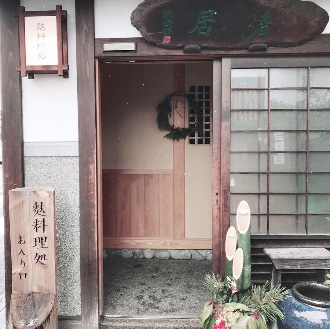 文四郎麸 入口